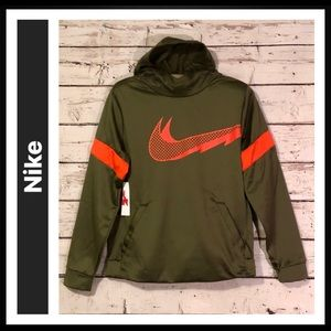 Nike Dri-Fit Pullover Hoodie with front pocket
